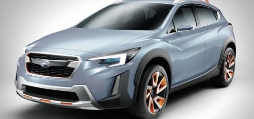 Subaru XV Concept 2016 01