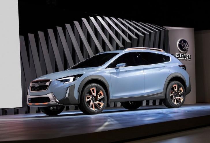 Subaru XV Concept 2016 03