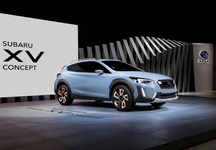 Subaru XV Concept 2016 05