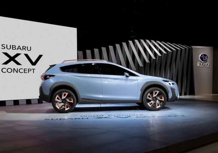 Subaru XV Concept 2016 06