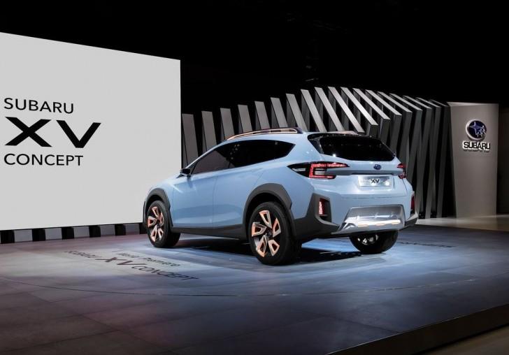 Subaru XV Concept 2016 07