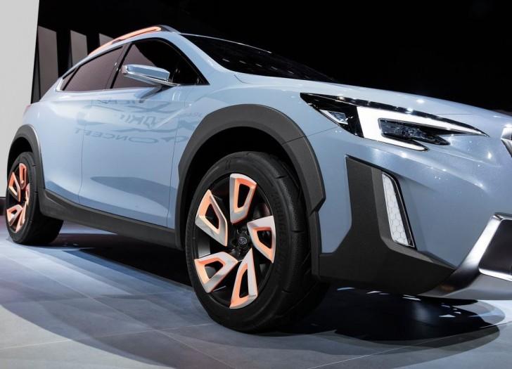 Subaru XV Concept 2016 10