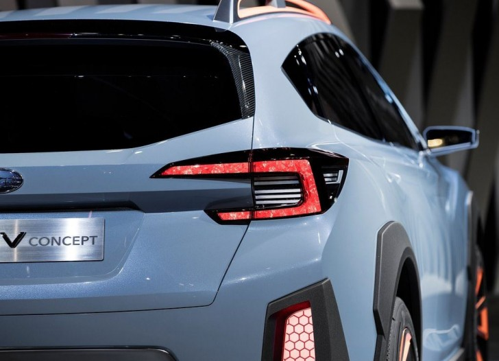Subaru XV Concept 2016 11