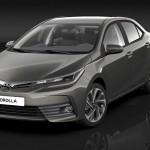 トヨタ「新型カローラ2017 EU-version」
