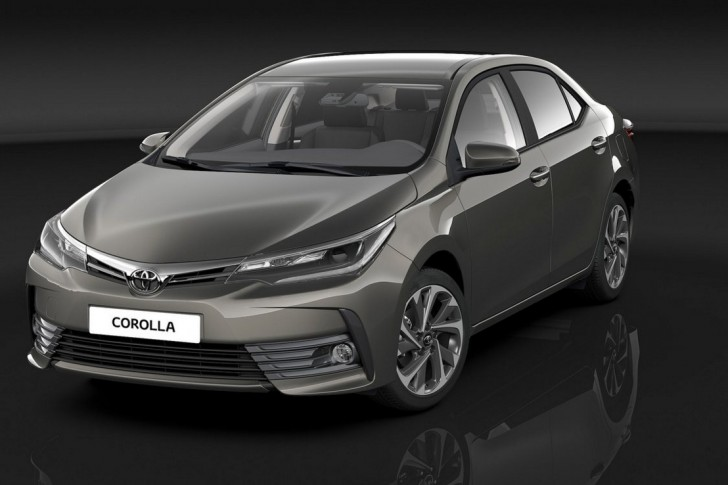 Toyota Corolla_EU Version_2017_1
