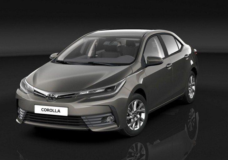 Toyota Corolla_EU Version_2017_2