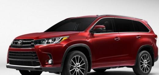 Toyota Highlander 2017 01