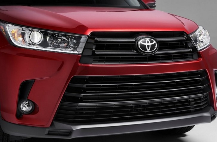 Toyota Highlander 2017 04