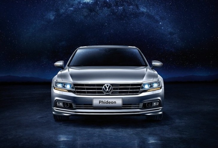 Volkswagen Phideon 2017 02