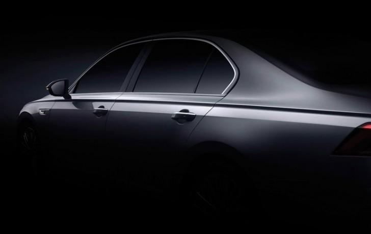 Volkswagen Phideon 2017 04