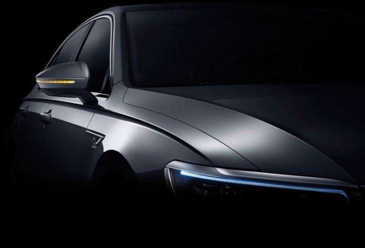 Volkswagen Phideon 2017 06