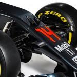 マクラーレン・ホンダ「MP4-31」2016年F1マシン;デザイン画像集