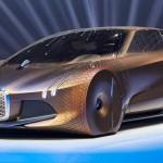 BMW 「新型Vision Next 100 Concept 2016」デザイン画像集