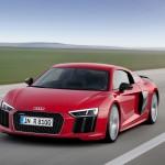 アウディ「新型R8 coupe」発表;デザイン画像集