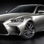 レクサス「新型IS 200t 2017」発表;デザイン画像集