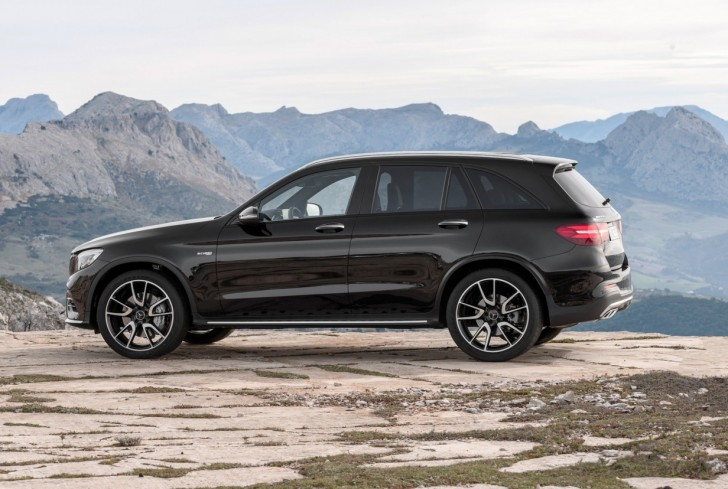 Mercedes-AMG GLC 43 4MATIC 2017 10