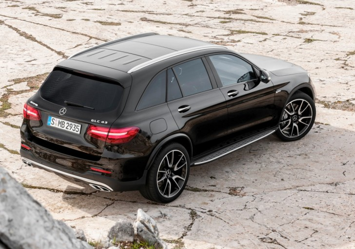 Mercedes-AMG GLC 43 4MATIC 2017 06