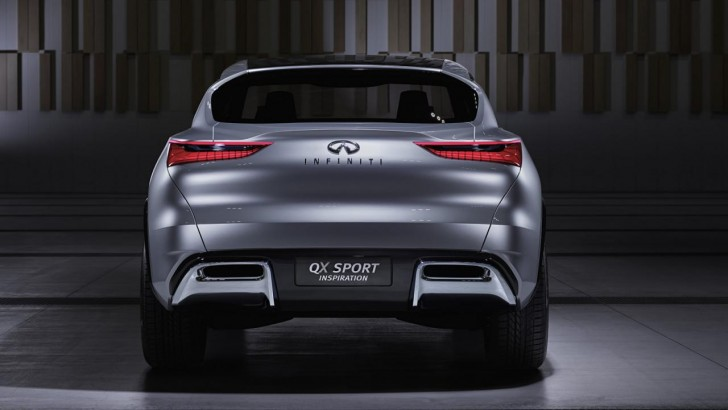 Infiniti QX Sport Inspiration concept 06