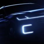 VW「大型SUVコンセプト」新モデルを発表;ティザーデザイン画像集!