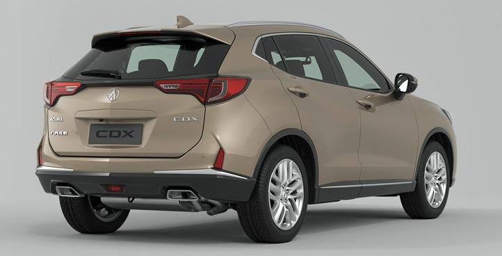 Acura CDX 2017 1280 07