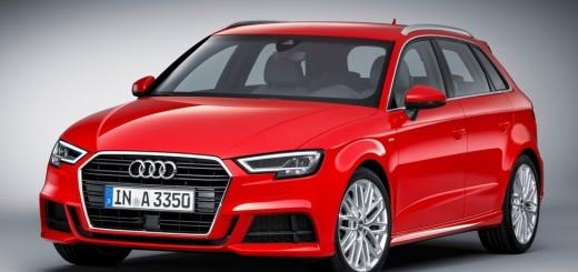 Audi A3 Sportback (2017)2