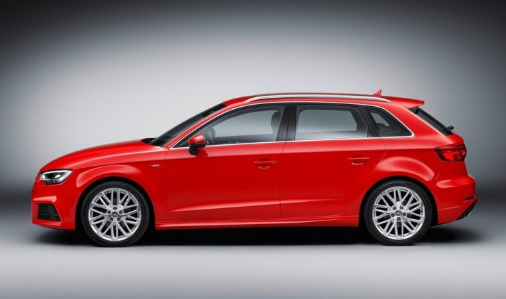 Audi A3 Sportback (2017)3