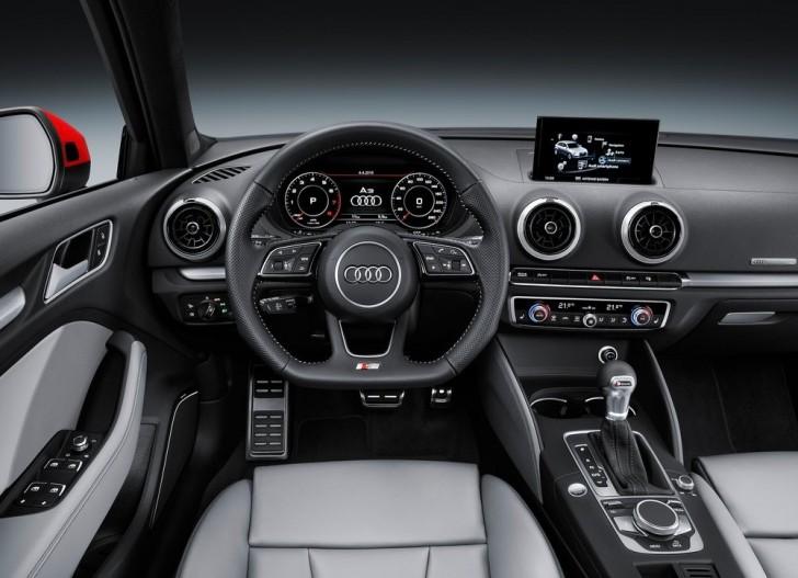 Audi A3 Sportback (2017)6