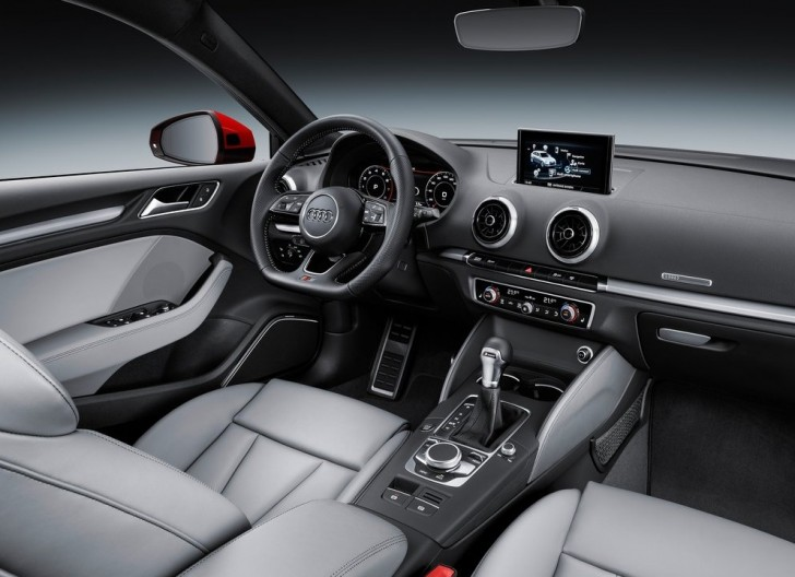 Audi A3 Sportback (2017)7