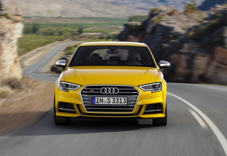 Audi S3 (2017)7