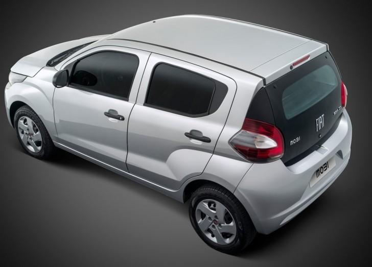 Fiat Mobi (2017)5