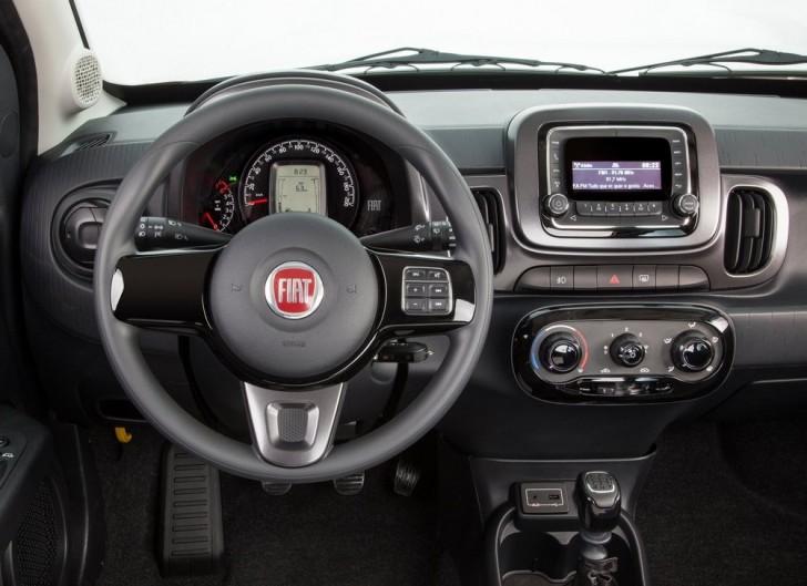 Fiat Mobi (2017)7