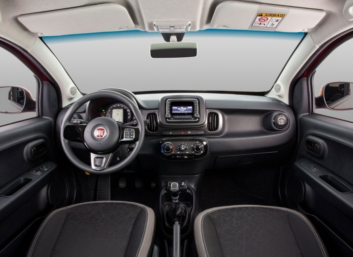 Fiat Mobi (2017)8