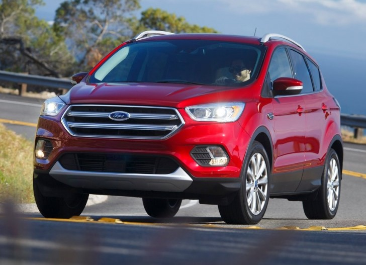 Ford Escape (2017)1