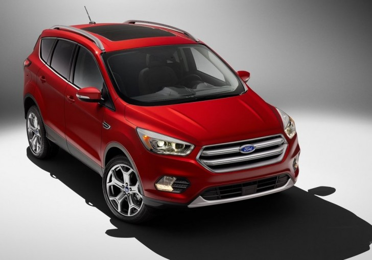 Ford Escape (2017)2