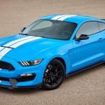 フォード「新型Mustang Shelby GT350 2017」デザイン画像集