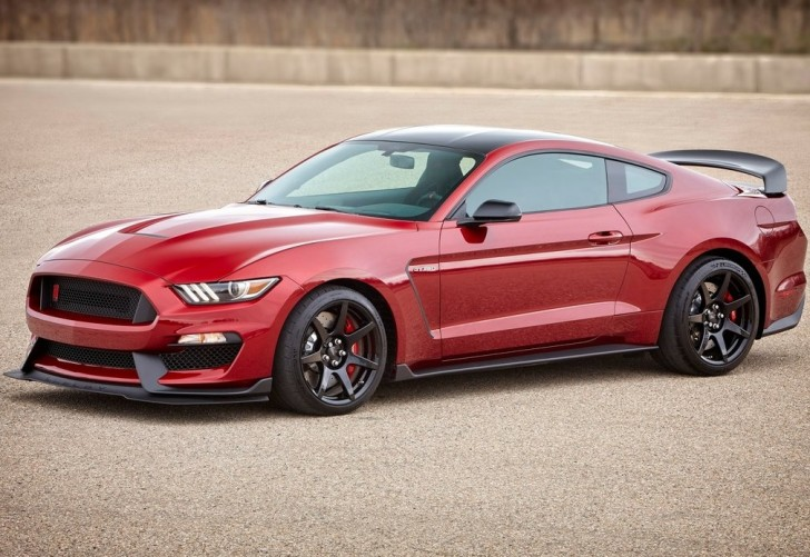 Ford Mustang Shelby GT350 (2017)6