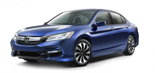 HONDA accord hv 2017 01