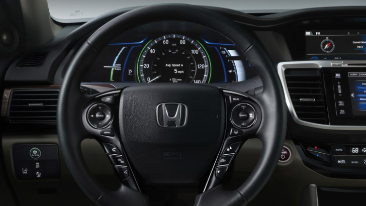 HONDA accord hv 2017 03