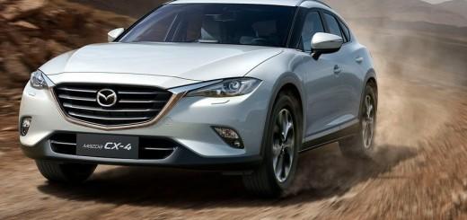 Mazda CX 4  2017