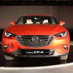 マツダ「新型CX-4」実車デザイン画像集@北京モーターショー