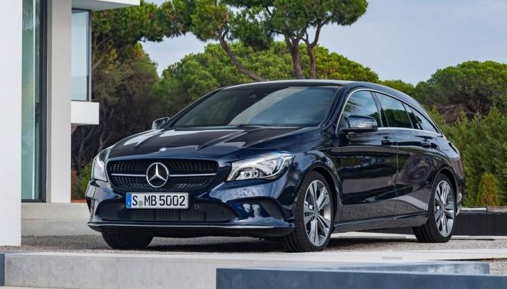 Mercedes-Benz CLA Shooting Brake (2017)2