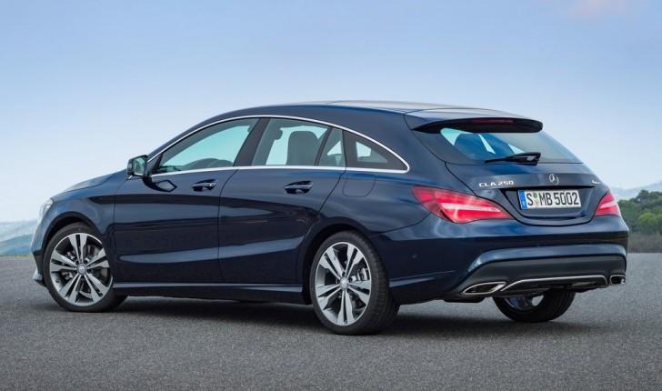 Mercedes-Benz CLA Shooting Brake (2017)5