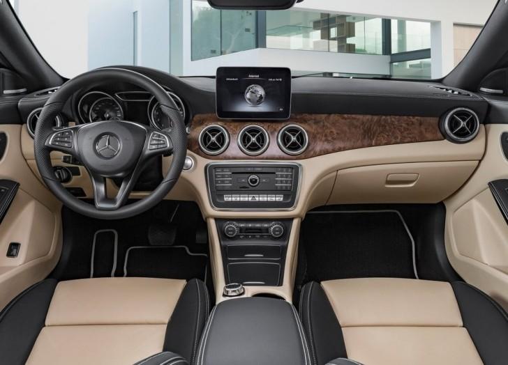 Mercedes-Benz CLA Shooting Brake (2017)7