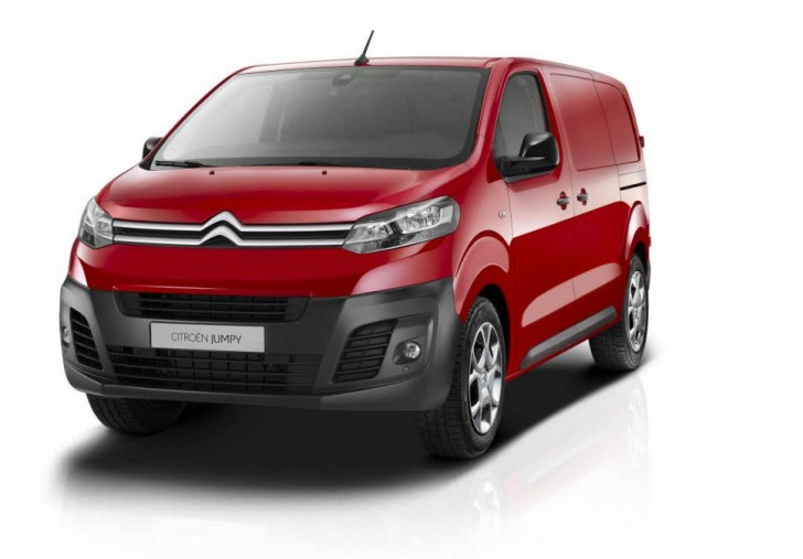 New Citroen Jumpy Peugeot Expert Detailed 130 Pics Video