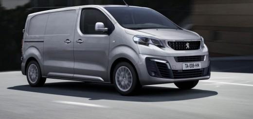 New Peugeot Expert