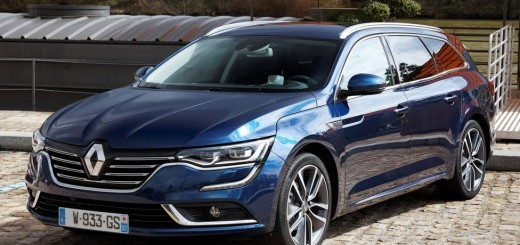 Renault Talisman Estate (2016)1