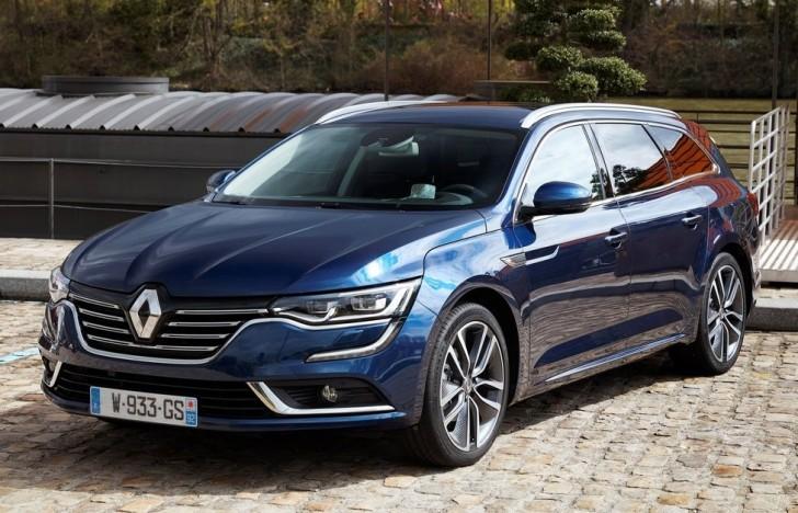 Renault Talisman Estate (2016)1