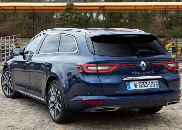 Renault Talisman Estate (2016)4