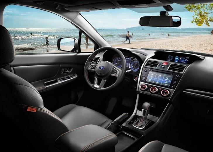 Subaru XV (2016)4