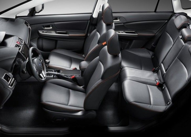 Subaru XV (2016)6